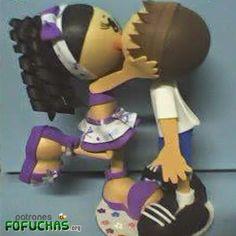 fofuchos enamorados