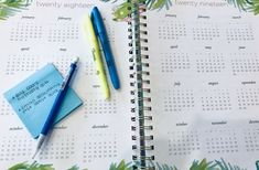 Time Management + Super Cute Planners For 2018 – Abundance of Abby Tips for college students, post grad, and girl bosses.