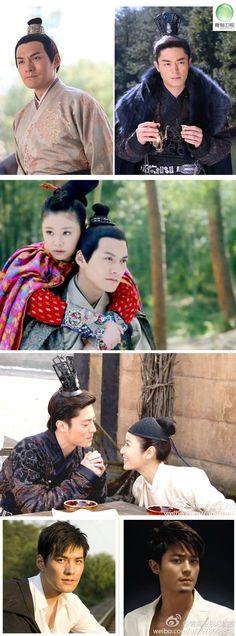 Qing Shi Huang Fei 《倾世皇妃》 - Ruby Lin, Yan Kuan, Wallace Huo - Page 122