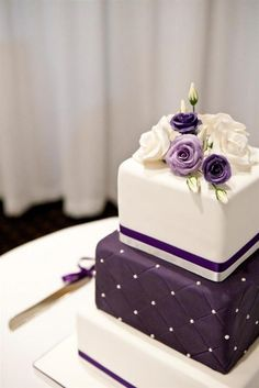 Traditional details for a classic and elegant cake