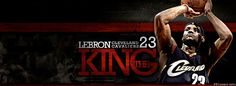 Cleveland Cavaliers Lebron James Facebook Covers