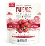 Dried Cranberries by Patience Fruit - so good! Huge, juicy, organic dried cranberries are the best I've ever had. Healthy Tips, Healthy Choices, Healthy Snacks, New Product, Product Review, Dried Cranberries, New Recipes, Vegan Products, Organic