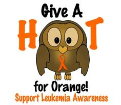 Cure leukemia!