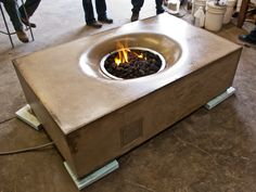 Learn how to make concrete furniture with one of these popular training guides about concrete tables, benches, fire pits, and chairs.