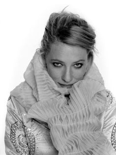 Cate Blanchett - 2003 photoshoot