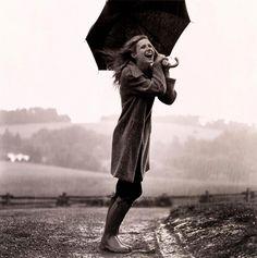 Smile at the rain...Gwyneth Paltrow.