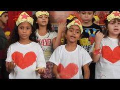 COREOGRAFIA MAMÃE MARAVILHA | Vídeo p/ crianças ensaiarem em casa | Informações Descrição do vídeo! - YouTube
