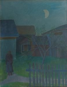 VEIKKO VIONOJA  August Night (1979)