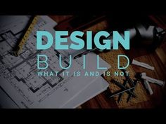 """Design-Build: What it is and is NOT I've been noticing a lot of contractors with the title """"design-b What Is Interior Design, Interior Design Sketches, Office Interior Design, Construction Firm, Construction Services, Design Build Firms, Building Design, Best Architects, Company Names"""