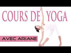 ▶ [C001] Cours de yoga pour débutants (gratuit)(1h) - YouTube