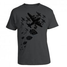 Hop+Bomber+T-Shirt