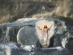 JEZUS Zmartwychwstał