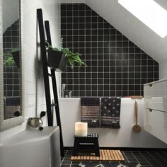 HOME BY LISA (@interior_lisa) op Instagram: 'Our cute little bathroom