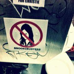 Snookie sticker