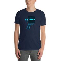Film Maker Tee Vintage Movie Camera TShirt Short-Sleeve Unisex T-Shirt Analog Film Style Retro