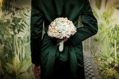Les Coquetteries, ramos de novia handmade de Mayula Flores #ramodenovia  #weddingbouquet #bridalbouquet #tendenciasdebodas