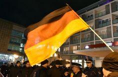 Wo beginnt Rechtsextremismus? Foto: dpa-Zentralbild
