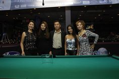 Ga Young Kim Dominates Andy Cloth Battle of the Billiard Beauties  - http://thepoolscene.com/womens-pool-and-billiards/ga-young-kim-dominates-andy-cloth-battle-billiard-beauties/ - Akiko Kitayama, Charlie Williams, Ga-Young Kim, Jeanette Lee, Shanelle Loraine - Womens Pool and Billiards
