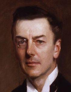Joseph ('Joe') Chamberlain by John Singer Sargent