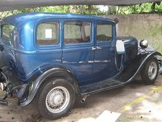 Tudor Rat Rod   ... Other None 1932 ford roadster tudor sedan rat rod 32 ford : $9100.00