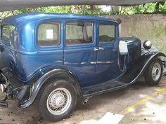 Tudor Rat Rod | ... Other None 1932 ford roadster tudor sedan rat rod 32 ford : $9100.00