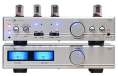 Cary Audio SLP 05 Pure Balanced Tube Preamplifier - Front