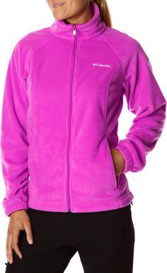 Columbia Female Benton Springs Fleece Jacket - Women's