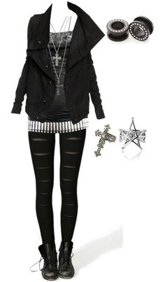 """""""Untitled #676"""" by bvb3666 ❤ liked on Polyvore"""