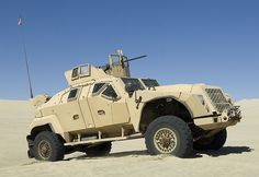 military vehicles | Photo: Combat Tactical Vehicle Technology Demonstrator