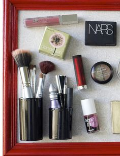 Great Ways To Organize Your Beauty Supplies