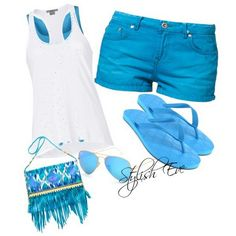 Spring-summer-2013-outfits-with-shorts-for-women-by-stylish-eve_