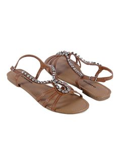 These are cute sandals.
