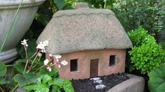 'Scottish Rose Cottage' is the simplest essence of an ancient Scottish country dwelling.