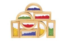 Groupon - Rainbow Blocks - Crystal Bead. Groupon deal price: $29.99