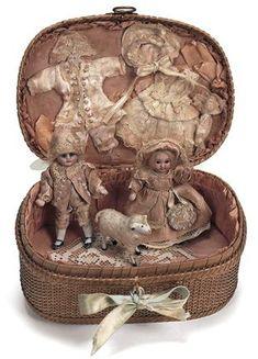 Немного из истории миниатюрных кукол - Ярмарка Мастеров - ручная работа, handmade