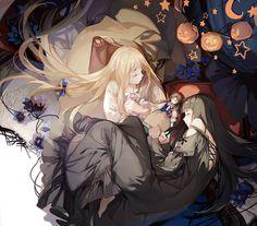 中恵光城さんのハロウィンをモチーフにしたダークファンタジー 「Halloween Night Parade」のイラストを担当させていただきました! 本当に素敵な曲です、是非聞いでください!^^ ■特設サイト http://nakae-mitsuki.net/halloween/ ■クロスフェードPV https://www.youtube.com/watch?v=OTu8vxTRLno ■Amazon http://www.amazon.co.jp/Halloween-Night-Parade-%E4%B8%AD%E6%81%B5%E5%85%89%E5%9F%8E/dp/B0168BVXF0/ref=sr_1_2?s=music&ie=UTF8&qid=1444310261&sr=1-2 【10/25:M3】ABSOLUTE CASTAWAY→第二展示場1Fう22 よろしくお願いします!