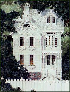 gorgeous house