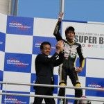 Web!ke Team Norick YAMAHA 2013 - ALL JAPAN ROAD RACE CHAMPIONSHIP J-GP2 Rd.8 in okayama
