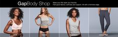 shop gap body