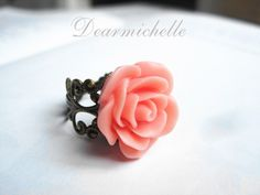 A personal favorite from my Etsy shop https://www.etsy.com/listing/227585666/victorian-vintage-pink-rose-ring
