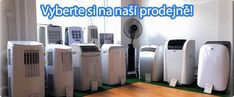 prodejna mobilní klimatizace Praha 3