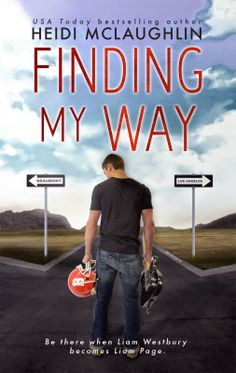 musings of the book-a-holic fairies, inc. : ♫♪♬ RELEASE BLITZ + GIVEAWAY: Finding My Way by Heidi McLaughlin ♫♪♬