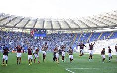 Roma - Lazio 2-0! FORZA ROMA!