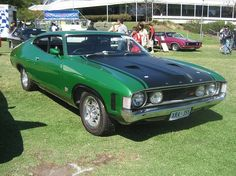 1972 Ford FLcon