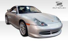 1999-2001 Porsche 996 Duraflex GT-3 Look Body Kit - 5 Piece