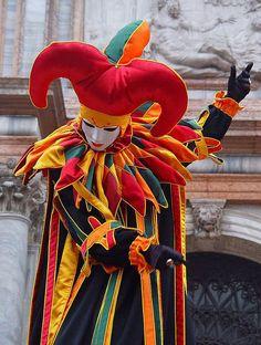♔ Venice carnival ~ © Gaston Batistini