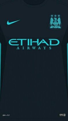 66b70ab6d Manchester City 15-16 kit away Clubs In Manchester