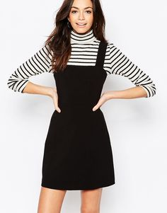 New Look Pinafore Dress