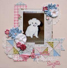 petite Princesse - Scrapbook.com