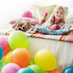 A party and cake are great. But there are many other ways to infuse a little magic into your child's birthday. Try celebrating with a few of these timeless, low-cost traditions